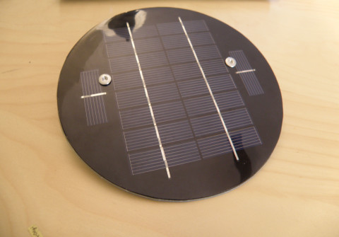 dSolar - Front View