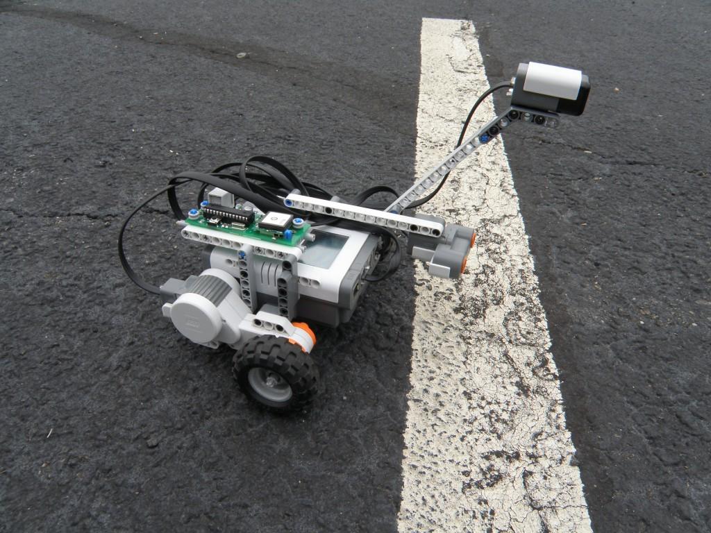 Dexter Industries GPS Guided Robot