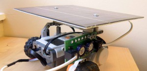 dSolar 4W Panel for LEGO MINDSTORMS NXT