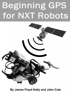 GPS for NXT Robots Picture of the Cover of the Workbook
