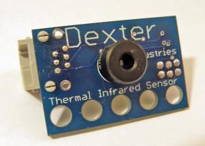 Dexter Industries Thermal Infrared Sensor for Lego Mindstorms.
