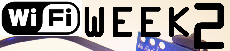 WIFI Week 2 Header