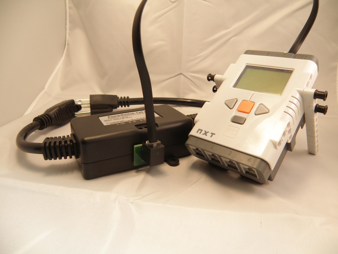 The dSwitch for LEGO MINDSTORMS NXT