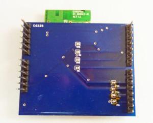 WIFI Shield for Arduino Solder jumper Configuration