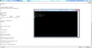 TCP Server Output