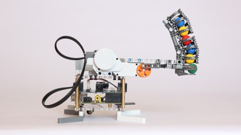 Raspberry Pi and LEGO