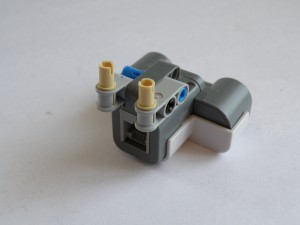 BrickPi Wifi Car Building Instructions