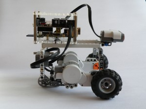 WIFI Car for BrickPi