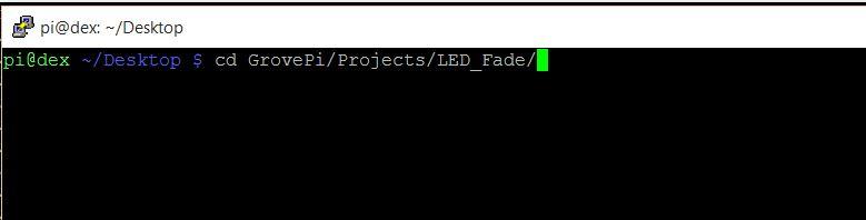LED_fade