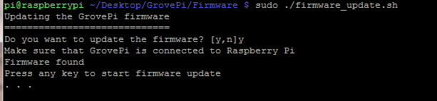 Firmware - 7 - Run Firmware Update