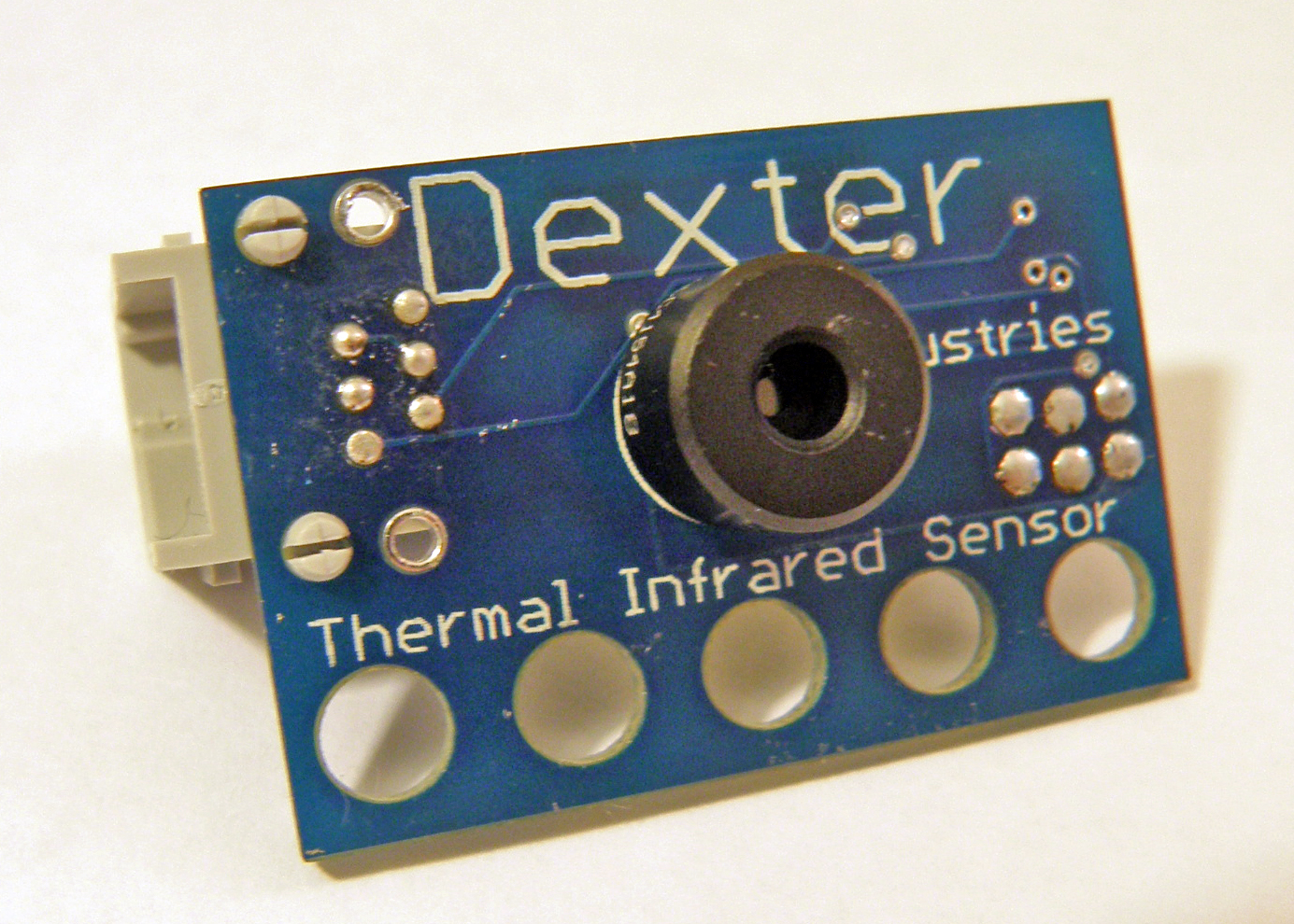 Thermal Infrared Sensor for LEGO MINDSTORMS NXT
