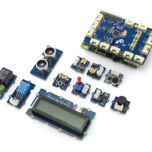 GrovePi for the Internet of Things Kit