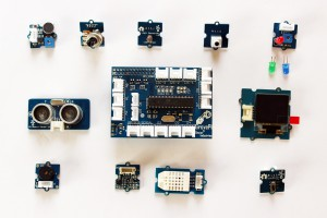 GrovePi and sensors for the Raspberry Pi