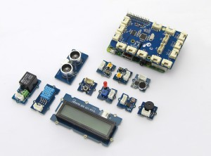 GrovePi Internet of Things Kit for the Raspberry Pi