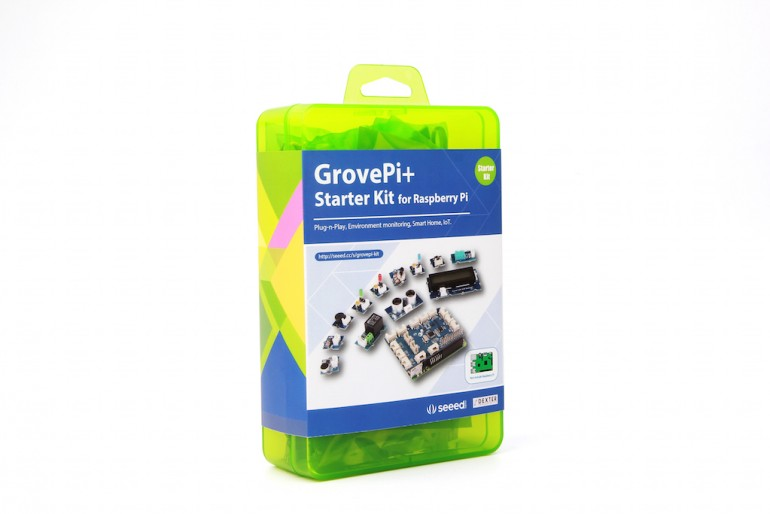 GrovePi Kit with Package