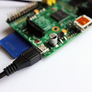 Raspberry Pi Power Supply
