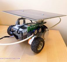 10 Minute dSolar Robot