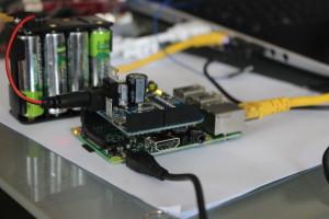 Arduberry and the Raspberry Pi Model B+