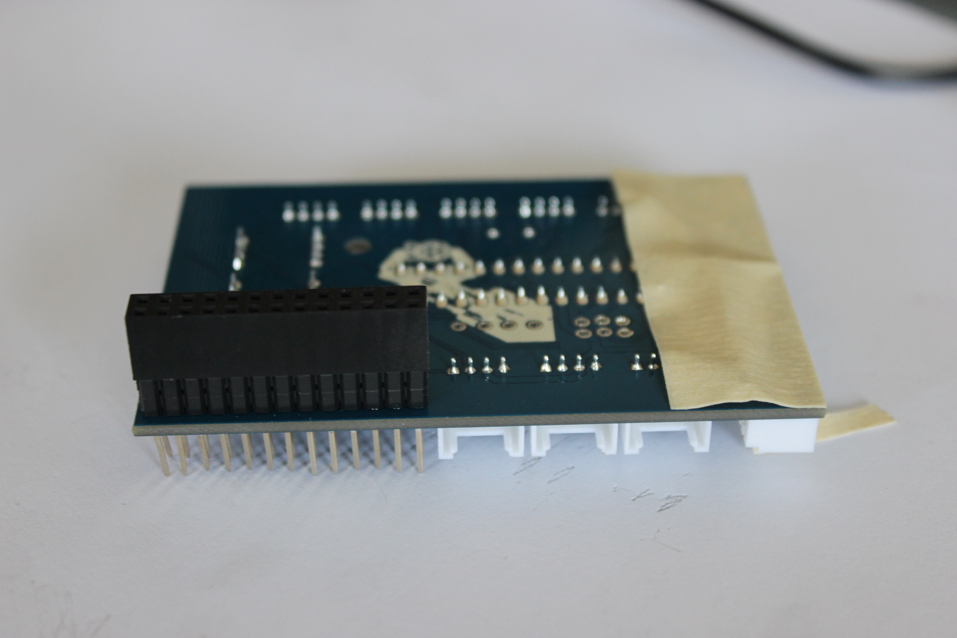 The GrovePi with the Raspberry Pi Model B+