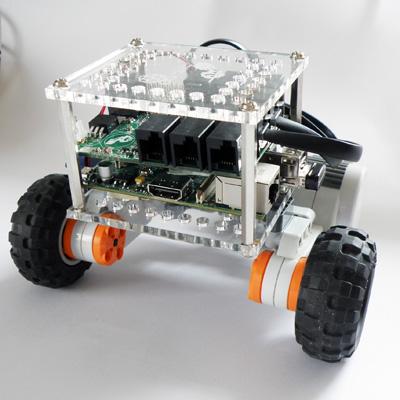 EV3 Sensors and the BrickPi