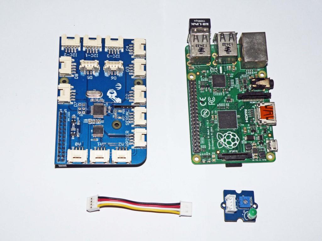 LED Blink parts