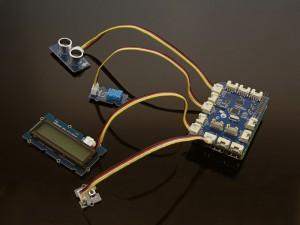 Raspberry Pi Internet of Things Kit. GrovePi Starter Kit for the Grove Sensors and Raspberry Pi