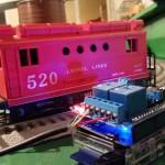 Raspberry Pi Controlled Lionel Train set