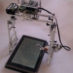 BrickPi Kindle Reader