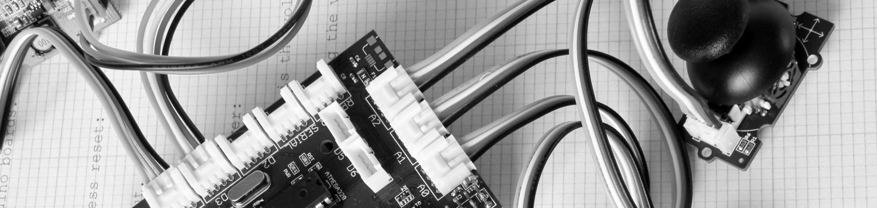 GrovePi for Raspberry Pi and Grove Sensors