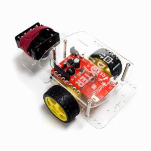 GoPiGo2 Base Kit top