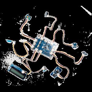 GrovePi with sensors