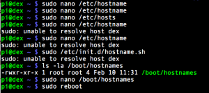 Changing_Raspberry_pi_Hostname_with_errors