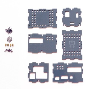 BrickPi+ Case - Grey2
