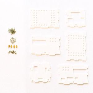 BrickPi+ Case - White2
