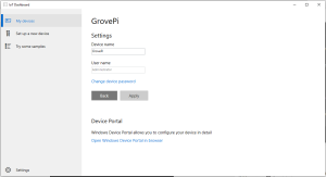 Windows_IoT_Dashboard-find-your-device-rename-to-GrovePi