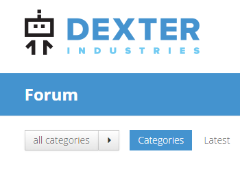 The new Dexter industries forum