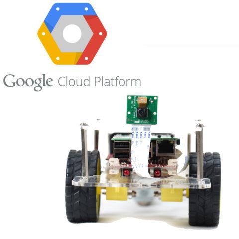 google-api Raspberry Pi Robot Hardware