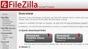 Transfer-Files-Using-FTP-and-Filezilla-to-your-raspberry-pi