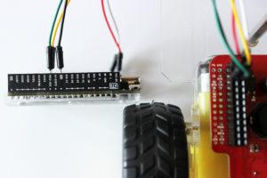Assemble the CHIP Robot Kit