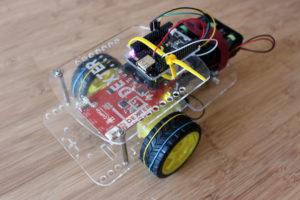 make a chip robot