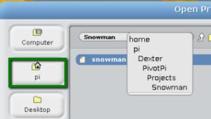 Find snowman code