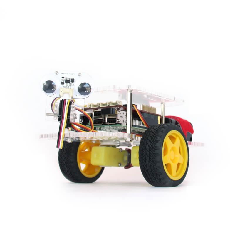 GoPiGo3 Raspberry Pi Robotics