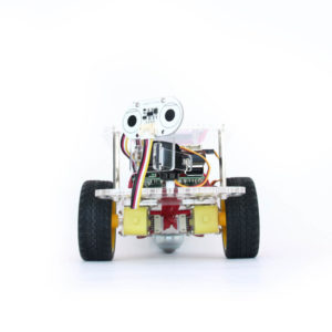 GoPiGo3 is a Robot for the Raspberry Pi