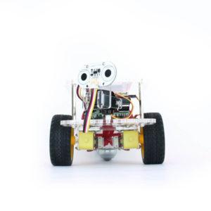 GoPiGo3 is a Robot for the Raspberry Pi