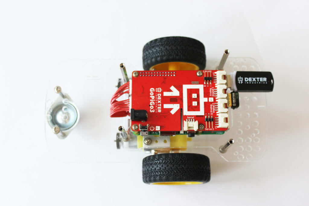 Add Motors to your Raspberry Pi