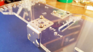 Raspberry Pi Robot Assembly Photos