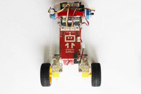 GoPiGo3 BalanceBot Raspberry Pi Robot
