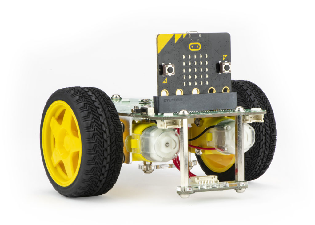 micro:bit Robot for the Classroom