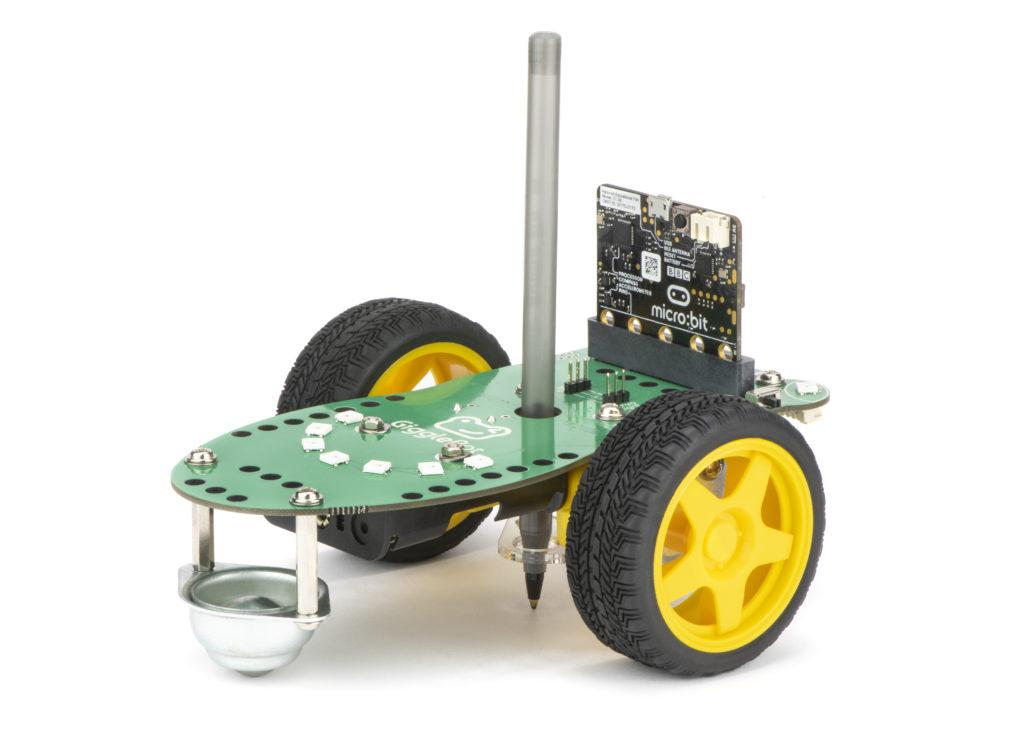 GiggleBot micro:bit robot