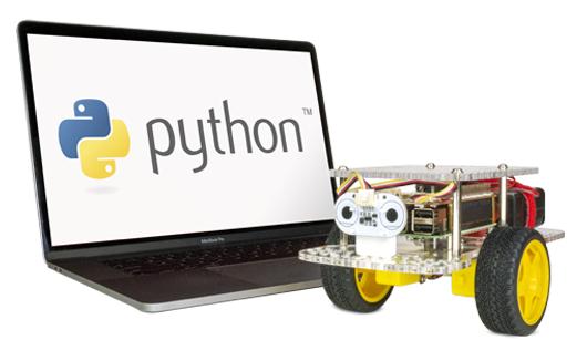 GoPiGo robot with Python